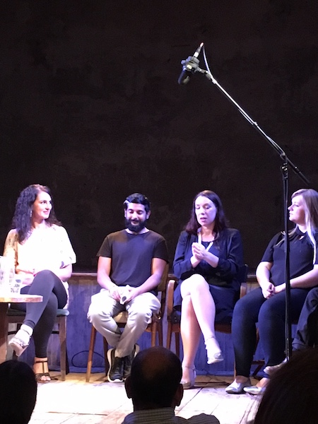 Women in Music Conference | Pam Sidhu, Terry Mardi, Rowena Morgan and Harriet Wybor